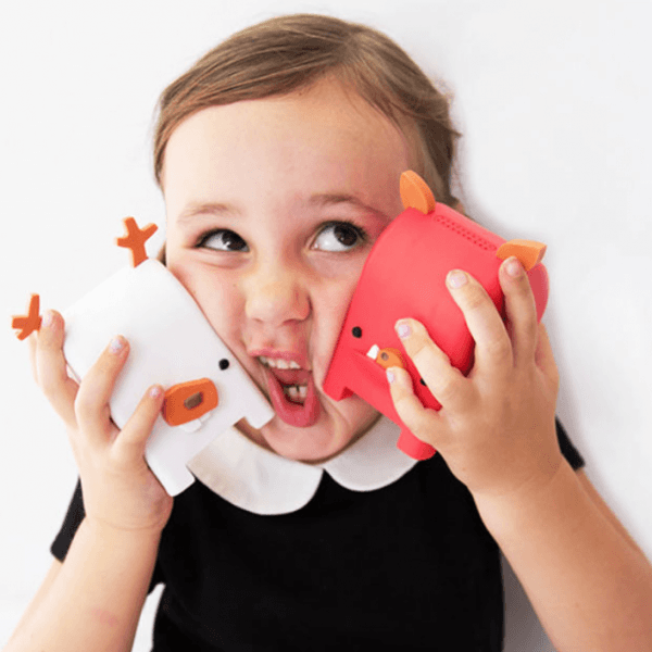 Toymail  voicemail for kids