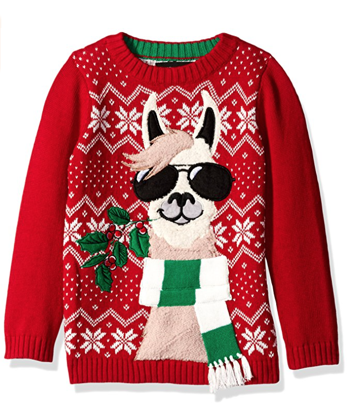Blizzard bay boys  lama with sunglasses