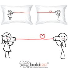 Thumb medium say i love you too  his   hers couples pillowcases1