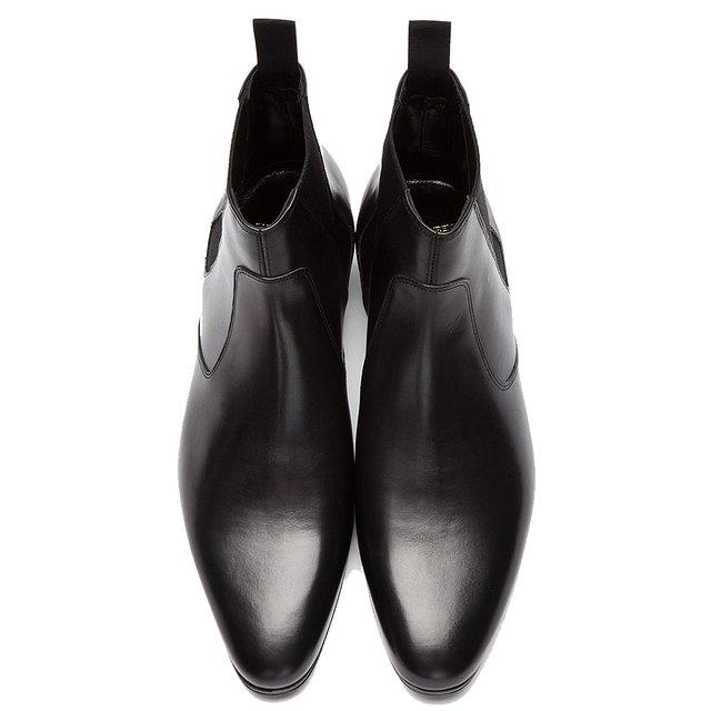 Chelsea billy boots by saint laurent