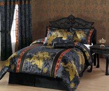Thumb medium dragon jacquard comforter set