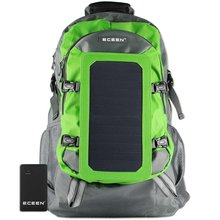 Thumb medium solar backpack  7 walls solar panel bag