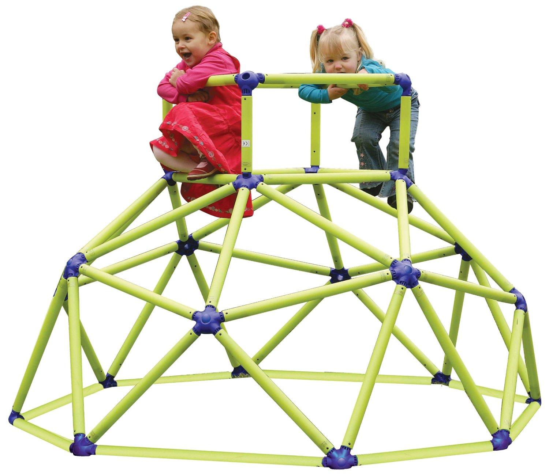 Toy monster monkey bars tower