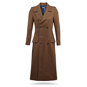 F3a4 ladies 10th doctor coat