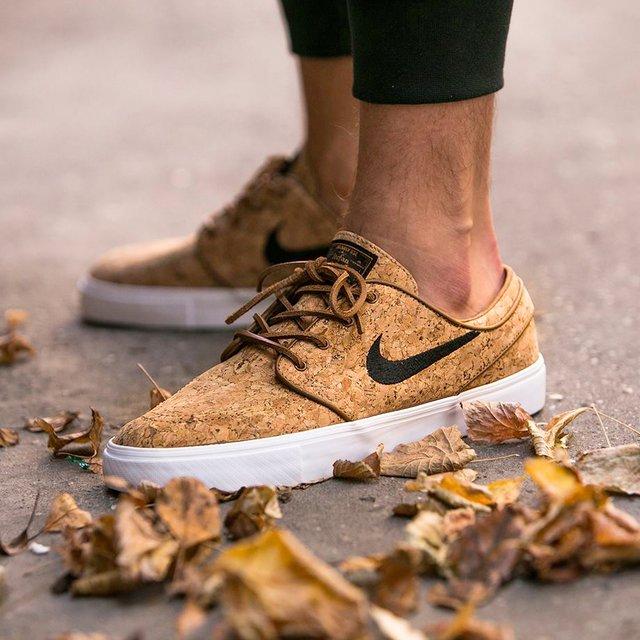 Nike zoom stefan janoski elite cork