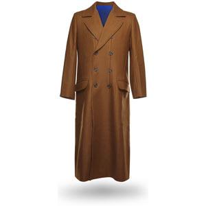 Ea7a 10th doctor coat
