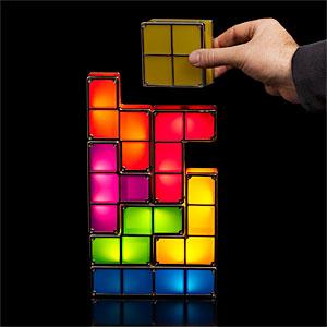 F034 tetris stackable led desk lamp