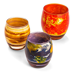 2033 planetary glass set