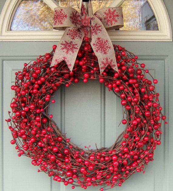 Christmas wreath4