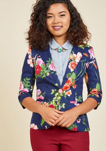 Fab floral designer blazer1