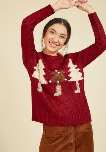 Oh christmas treat sweater1