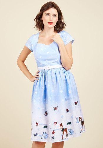 Work wonderlands cotton dress1