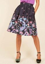 Thumb medium style study a line skirt in legendary