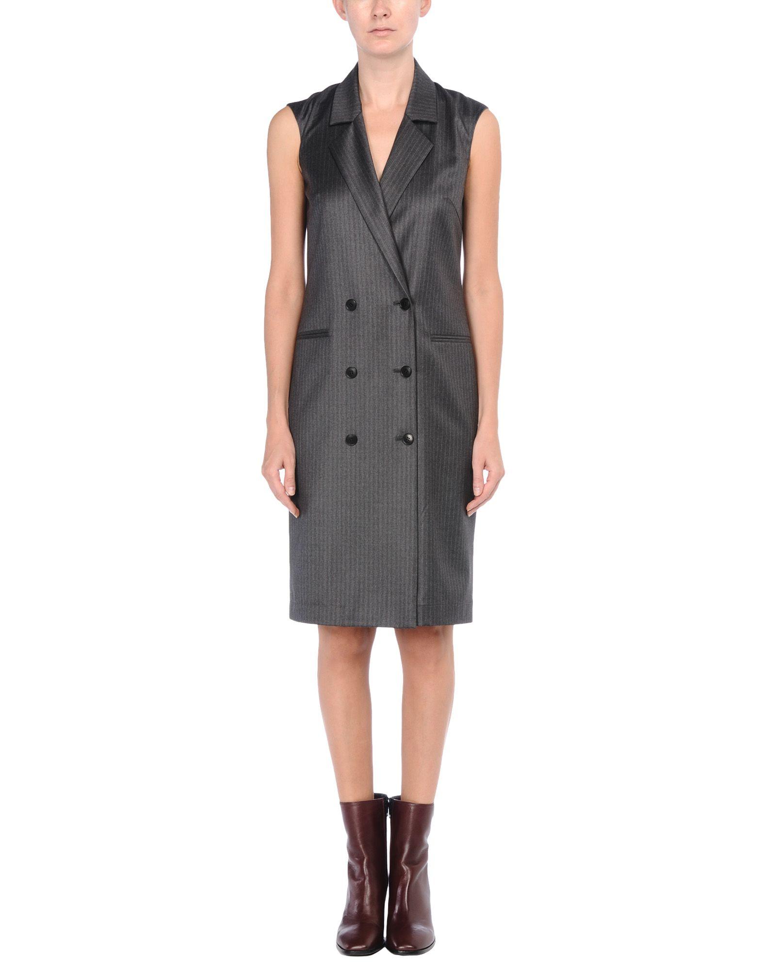Knee length dress 1