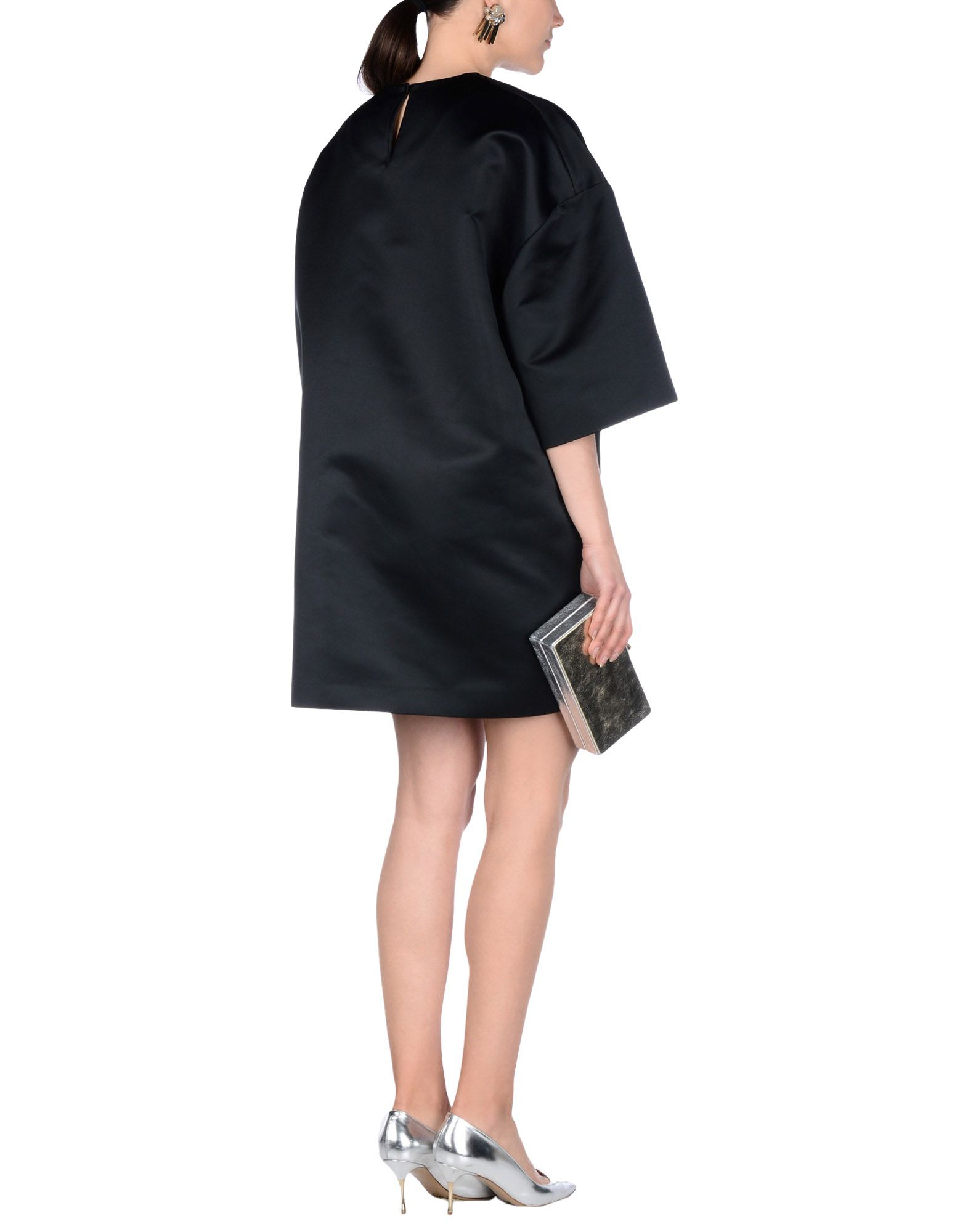 Rochas black dress3