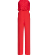 Thumb medium natalie red jumpsuit 2