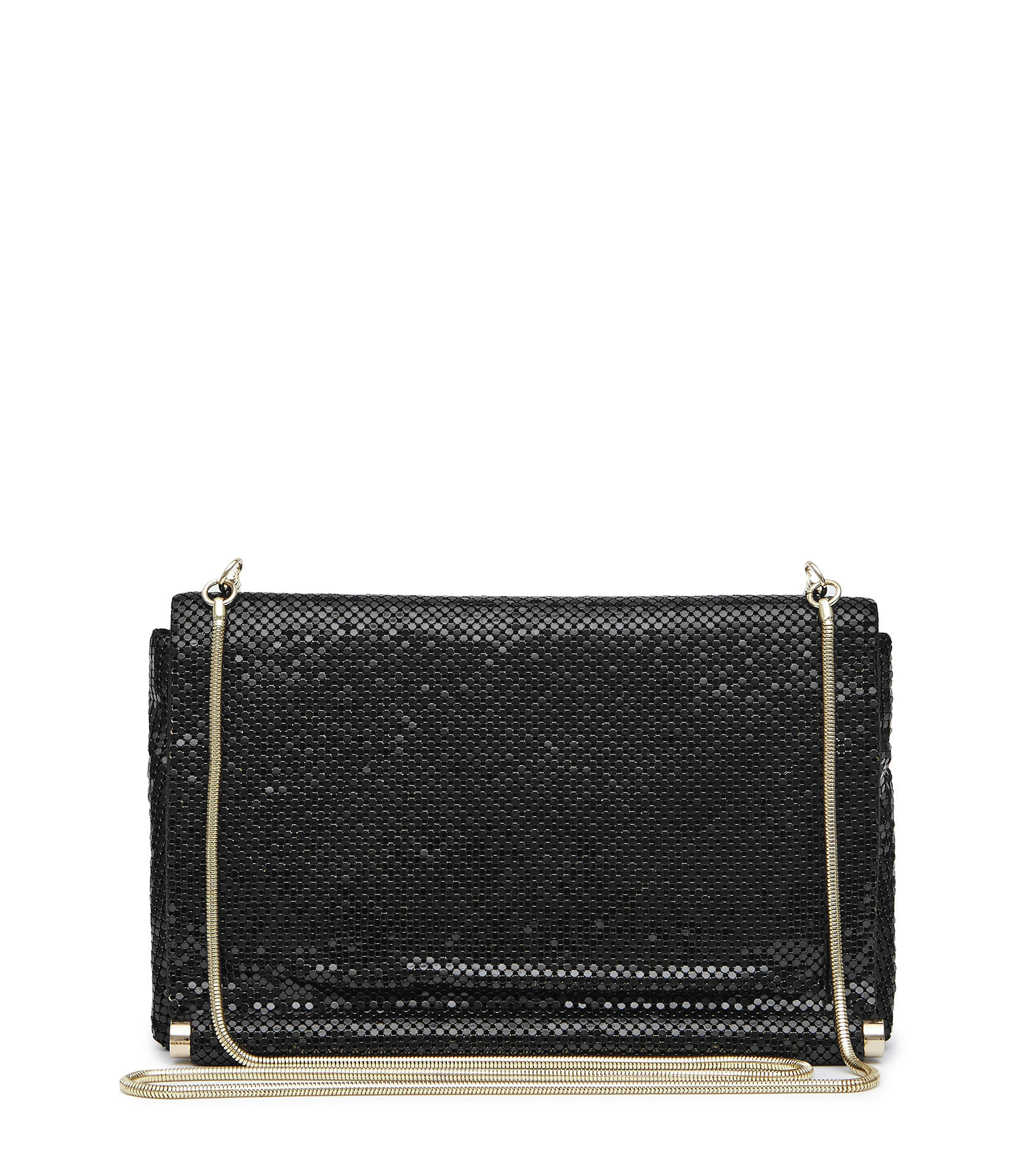 Rosa chainmail shoulder bag
