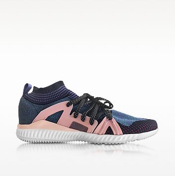 Adidas stella mccartney plum and ballet pink crazymove bounce women s