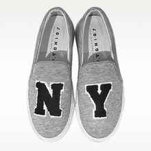 Thumb medium joshua sanders grey jersey ny slip on sneaker2