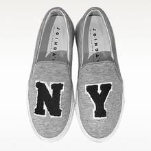 Thumb medium joshua sanders grey jersey ny slip on sneaker2
