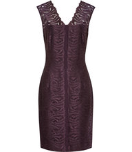 Thumb medium otto  lace bodycon dress2
