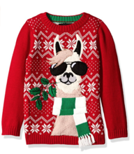 Thumb medium blizzard bay boys  lama with sunglasses