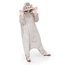 Thumb medium pusheen unisex kigurumi lounger
