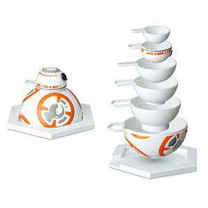 Star wars bb 8 measuring cup set