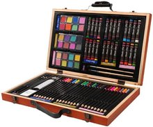 Thumb medium darice 80 piece deluxe art set