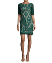 Thumb medium eliza j lace sheath dress