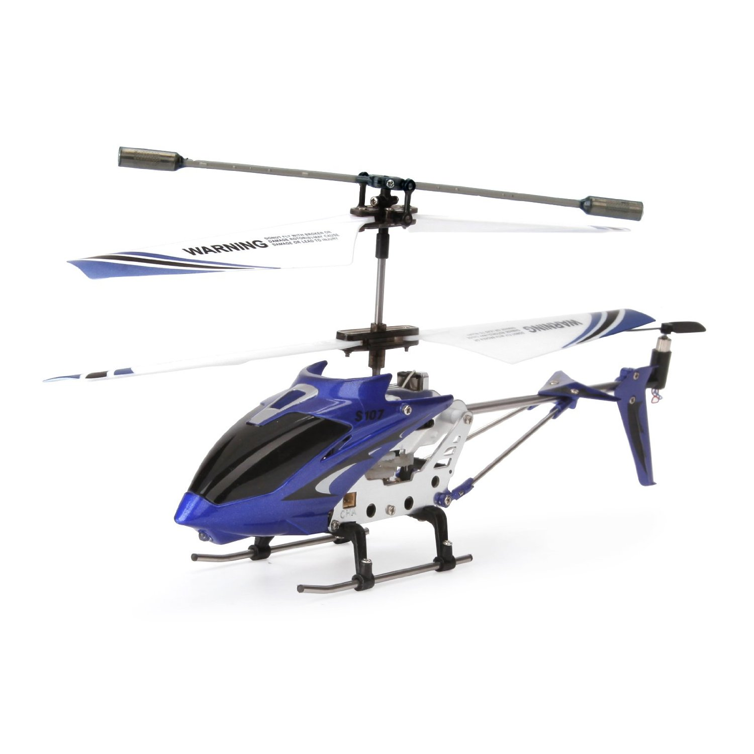 Channel rc helicopter with gyro