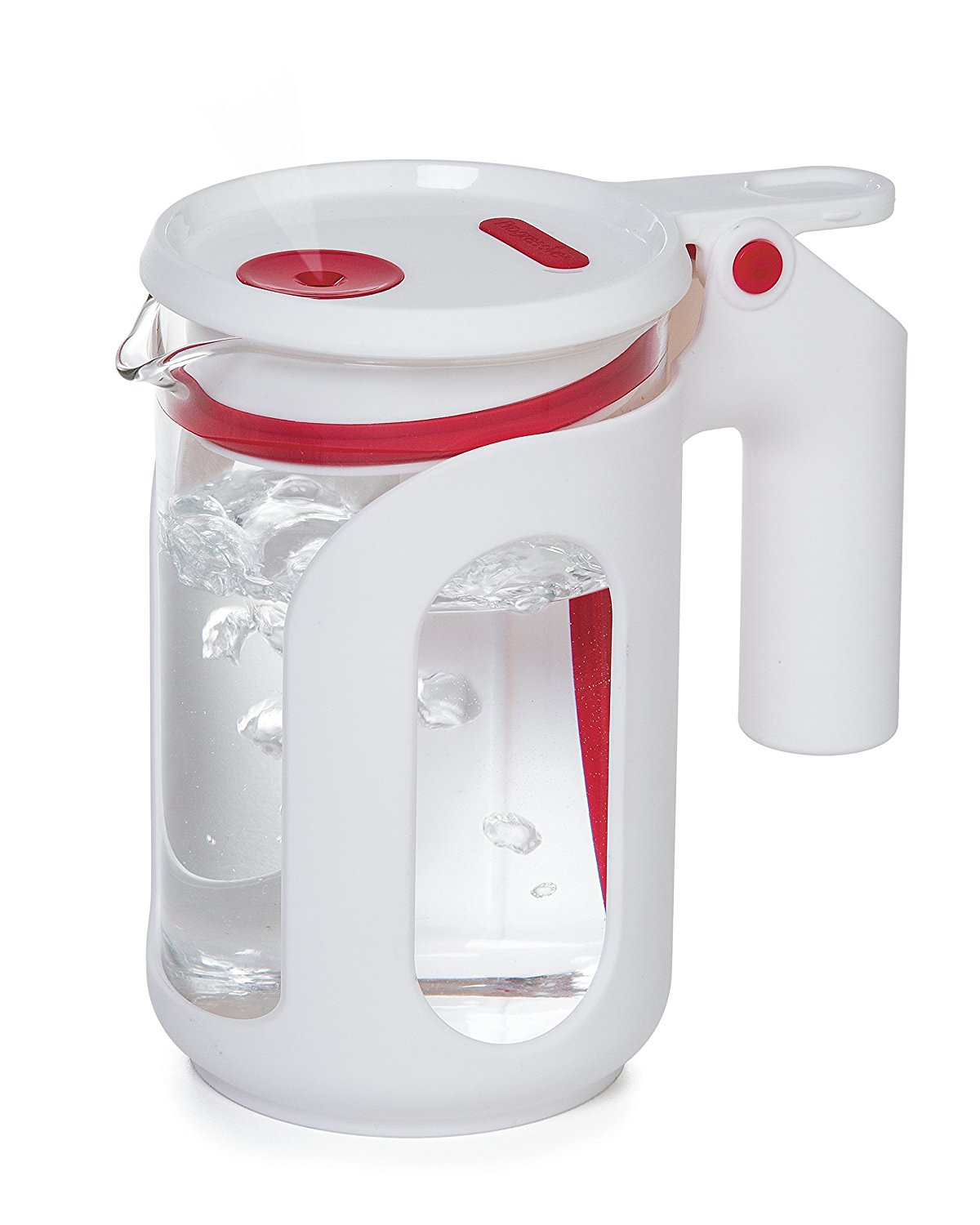 Microwave whistling tea kettle  1