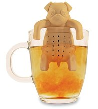 Thumb medium paladone noki pug in a mug tea infuser
