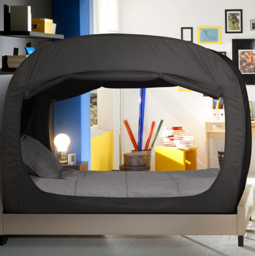 Privacy pop    bed tent2