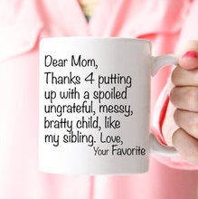 Thumb medium one sibling version  mother s day gift for mom  coffee mug