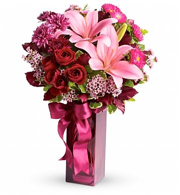 True love s wish bouquet