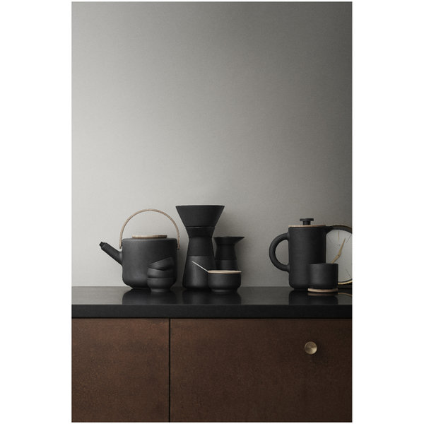 Stelton theo french press   black
