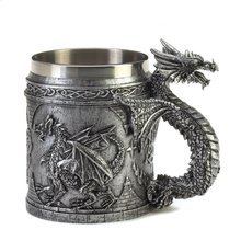 Thumb medium serpentine dragon mug