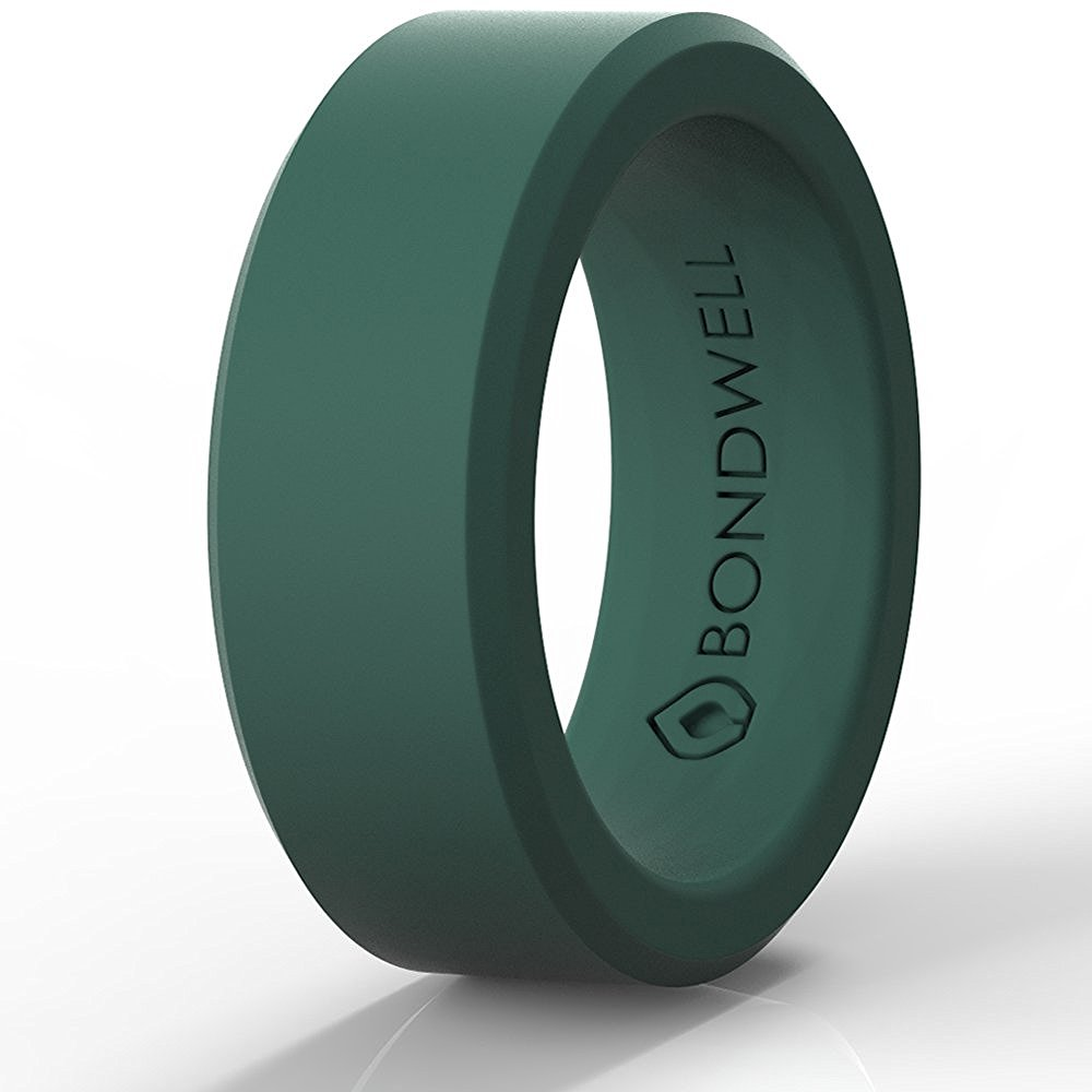 Men s silicone wedding ring  2