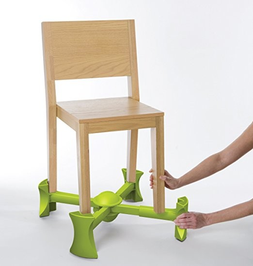 Kaboost booster seat for dining 2