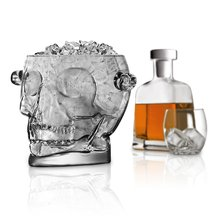 Thumb medium final touch glass brain freeze skull ice bucket