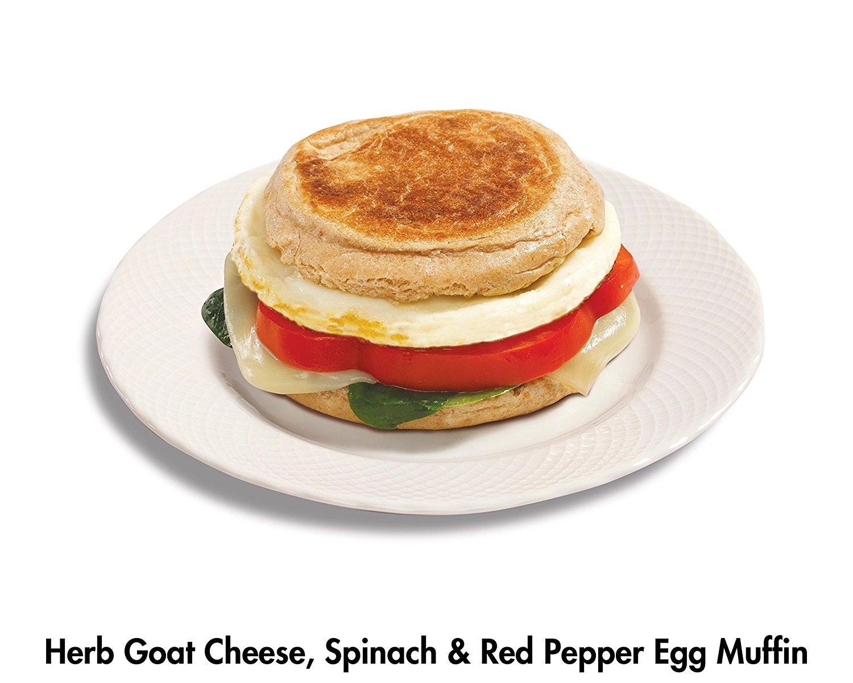 Hamilton beach 25475a breakfast sandwich maker 1