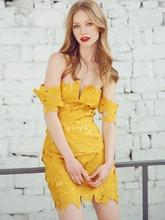 Thumb medium off shoulder alison dress1