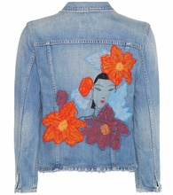 Thumb medium dakota embroidered denim jacket 1