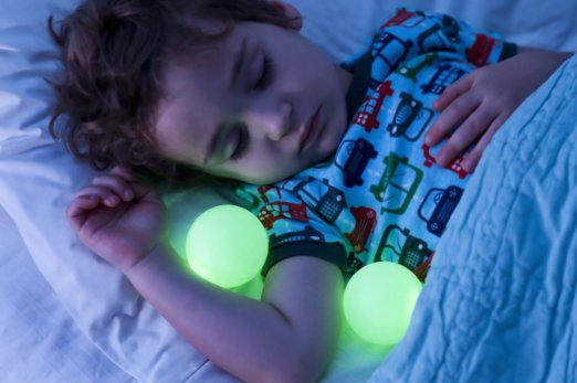 Boon glo nightlight with portable balls1