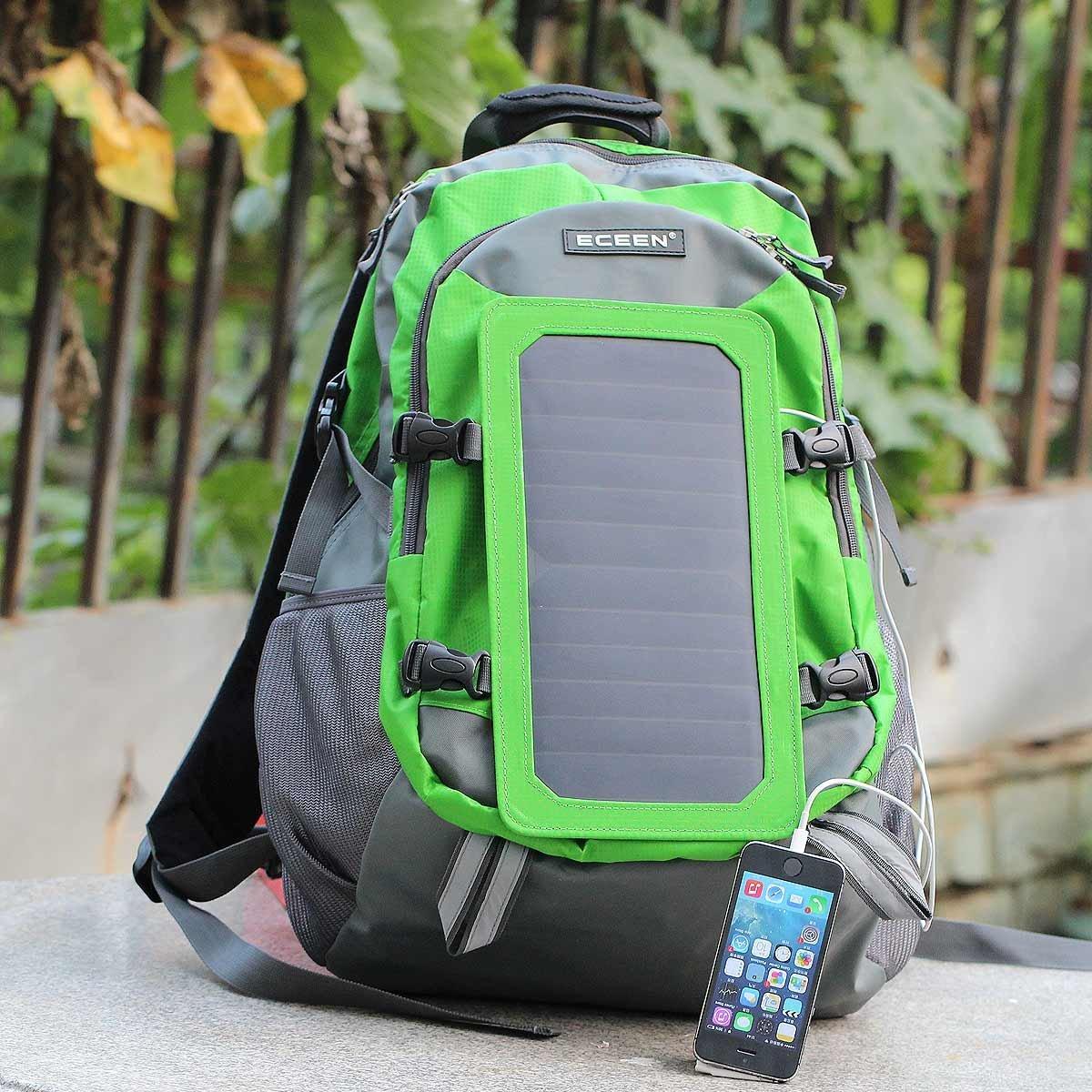 Solar backpack  7 walls solar panel bag2
