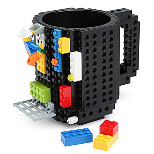 1955 build on brick mug black