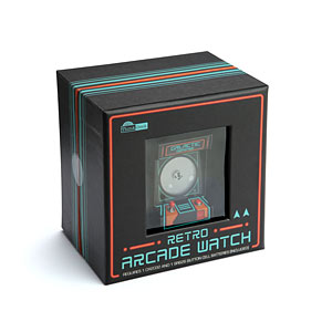 153f classic arcade wrist watch box