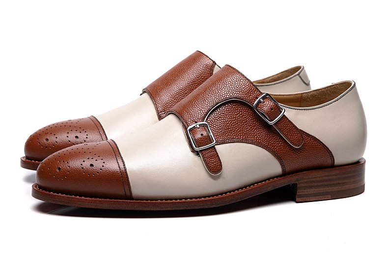 Oliver double monkstrap shoes 1