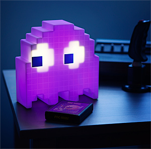 Ilst pac man usb ghost lamp atari